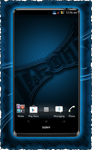 android xperia theme